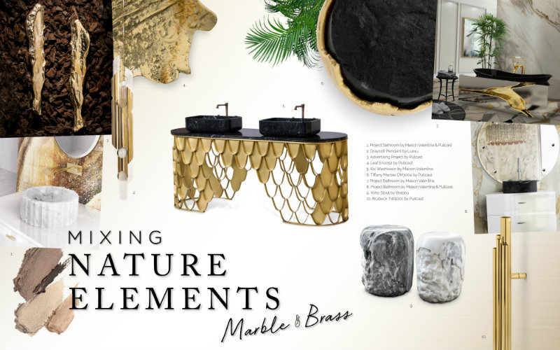 Trend Alert: Add Your Bathroom Nature Elements  nature elements Trend Alert: Add Your Bathroom Nature Elements  Trend Alert Add Your Bathroom Nature Elements 1
