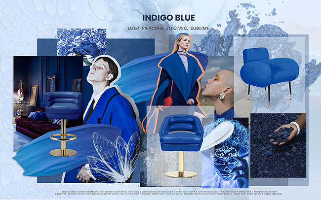 Color Trends 2019: Introduce Indigo Blue Into Your Home Decor indigo blue Color Trends 2019: Introduce Indigo Blue Into Your Home Decor Color Trends 2019 Introduce Indigo Blue Into Your Home Decor 1