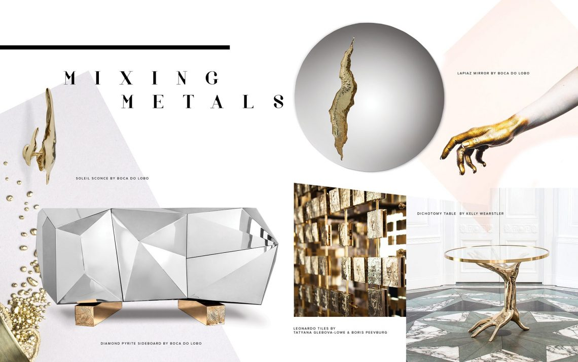Mixing Metals Is The New Trend You Will Want To Follow  mixing metals Mixing Metals Is The New Trend You Will Want To Follow  Mixing Metals Is The New Trend You Will Want To Follow 1