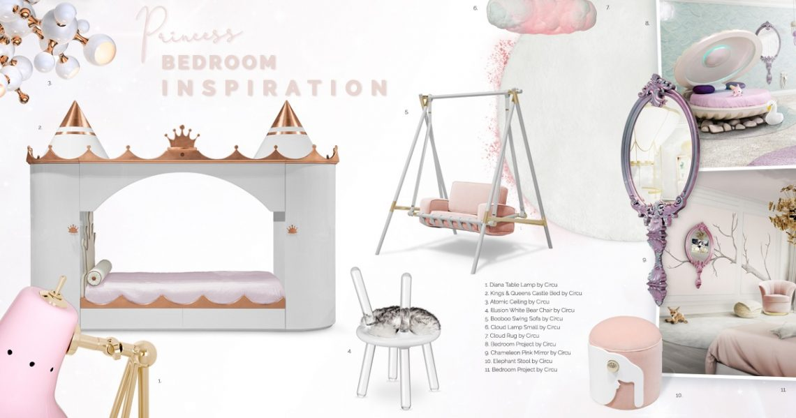 Princess Bedroom Inspirations: Everything A Little Girl Needs  princess bedroom inspirations Princess Bedroom Inspirations: Everything A Little Girl Needs  Princess Bedroom Inspirations Everything A Little Girl Needs 1