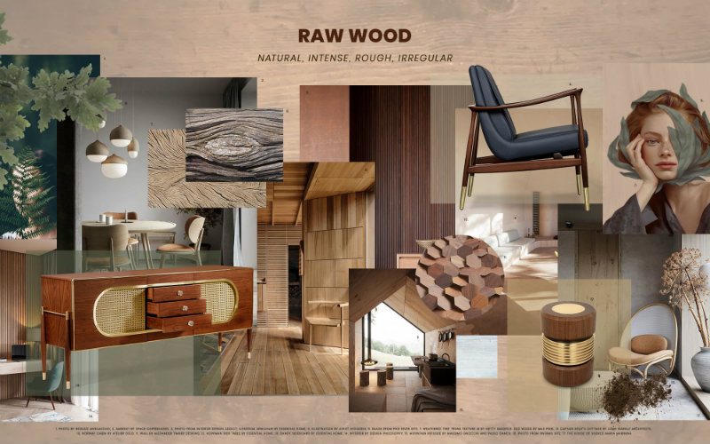 Raw Wood Is The Must-Have Trend For Your Interiors raw wood Raw Wood Is The Must-Have Trend For Your Interiors Raw Wood Is The Must Have Trend For Your Interiors 1