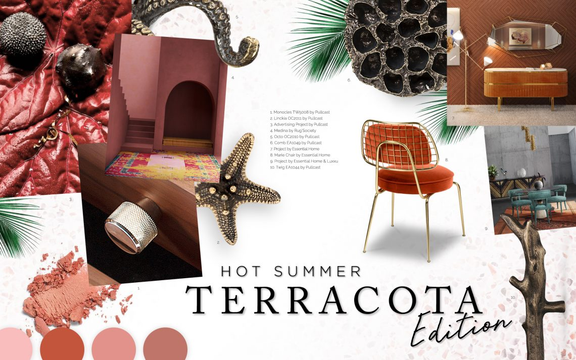 Trend Alert: Hot Summer Terracotta  terracotta Trend Alert: Hot Summer Terracotta  Trend Alert Hot Summer Terracotta 1