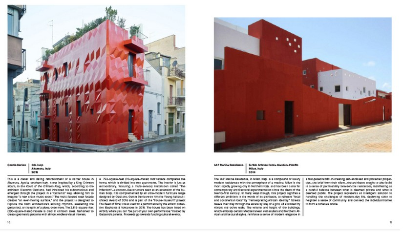 Global Architecture A Visual Exploration of Red's Role in Global Architecture A Visual Exploration of Reds Role in Global Architecture 2