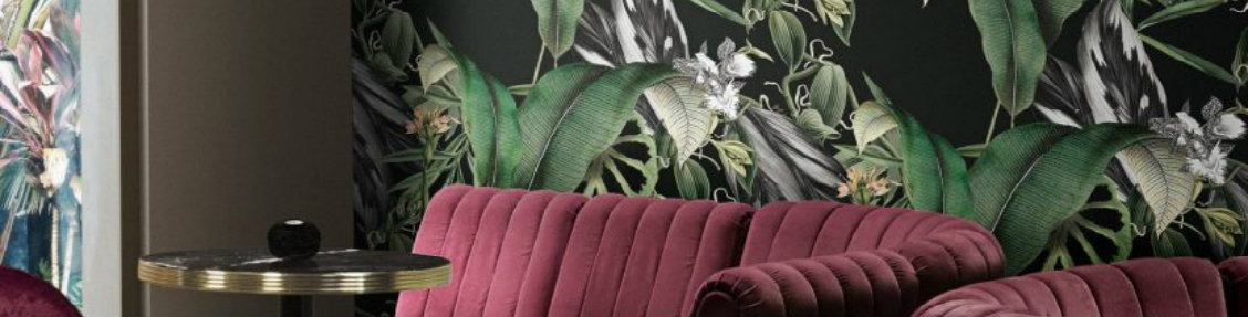 How To Introduce Tropical Patterns Into Your Home Decor