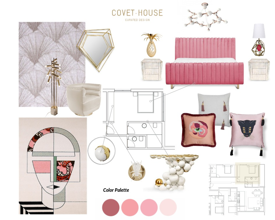 Color Trends 2019: Introduce Pink Into Your Home Decor color trends 2019 Color Trends 2019: Introduce Pink Into Your Home Decor Color Trends 2019 Introduce Pink Into Your Home Decor 1