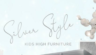 silver style Silver Style: Kids High Furniture Silver Style Kids High Furniture 409x237
