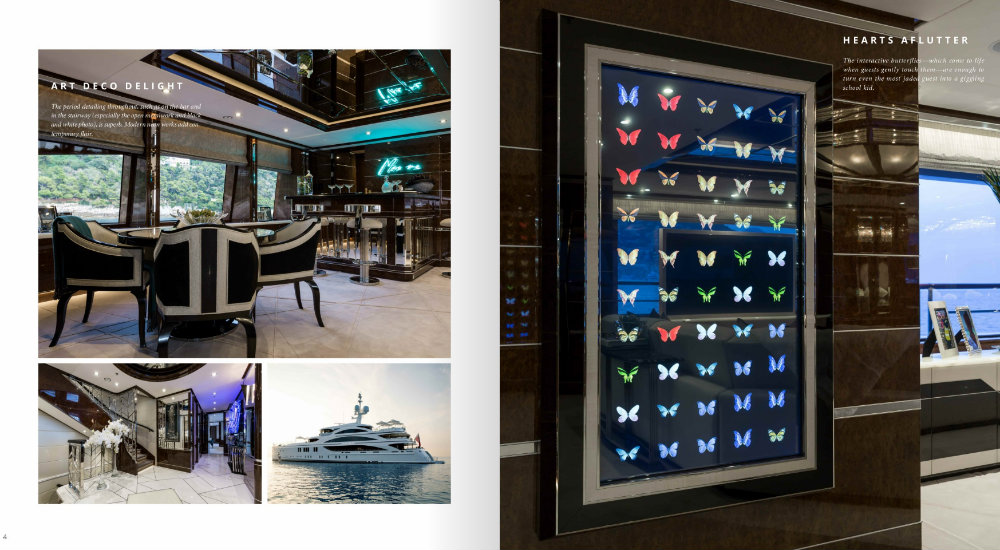 Spectacular Superyachts: Inspired Interiors, The Book For Yacht Lovers spectacular superyachts: inspired interiors Spectacular Superyachts: Inspired Interiors, The Book For Yacht Lovers Spectacular Superyachts Inspired Interiors The Book For Yacht Lovers 4