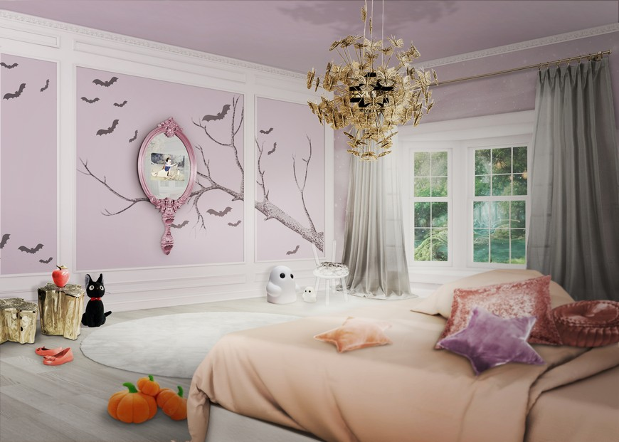 Kids Bedroom Ideas: Get Ready For Halloween With The Best Luxury Pieces kids bedroom ideas Kids Bedroom Ideas: Get Ready For Halloween With The Best Luxury Pieces kids bedroom ideas ready halloween best luxury pieces 3