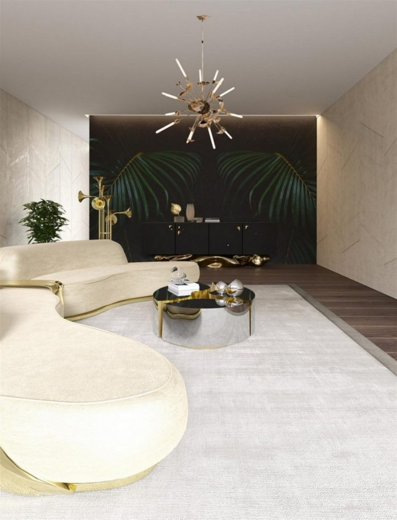 Glamorous Living Room Designs With Gold Accents  gold accents Glamorous Living Room Designs With Gold Accents  Glamorous Living Room Designs With Gold Accents 2