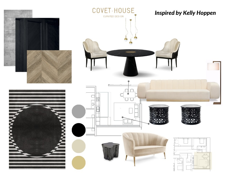 Admire This Neutral Palette Inspired By Kelly Hoppen's Style  kelly hoppen Admire This Neutral Palette Inspired By Kelly Hoppen's Style  admire neutral palette inspired kelly hoppens style 1