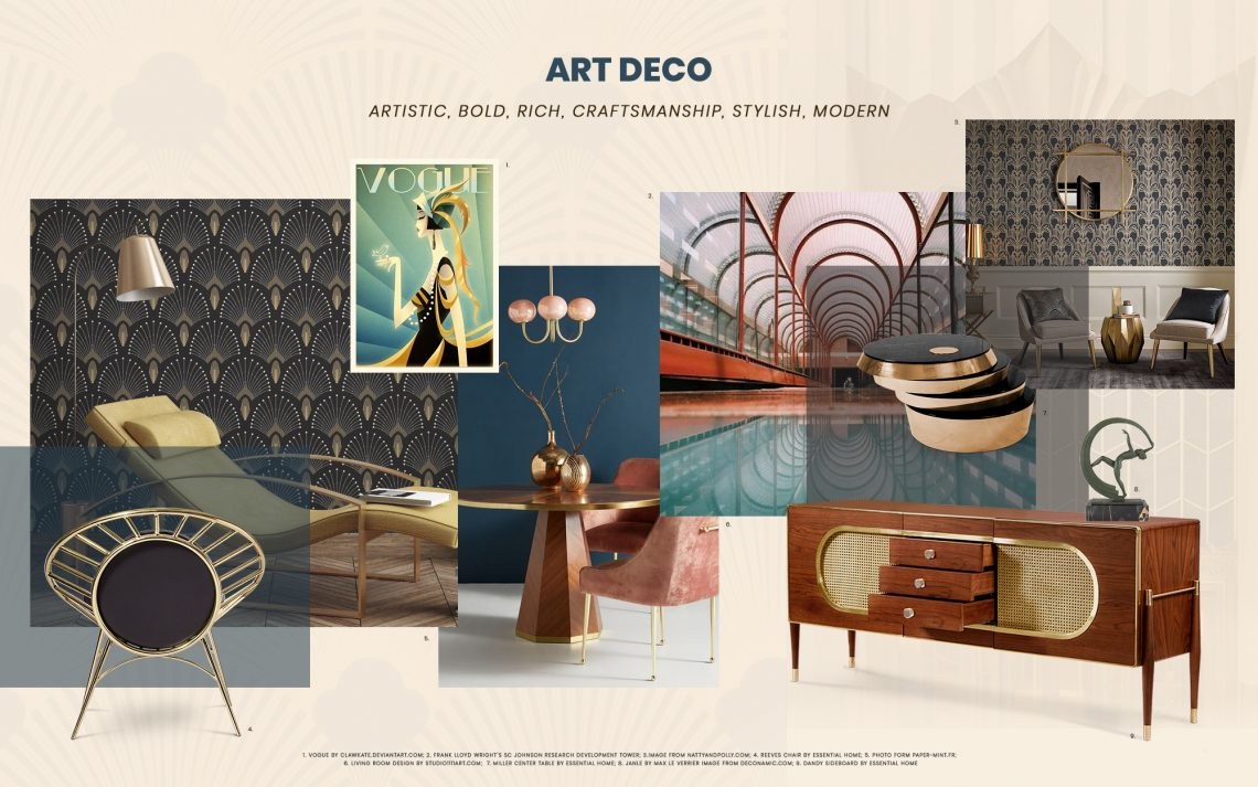 Art Deco: The Mid-Century Trend Your Living Room Needs art deco Art Deco: The Mid-Century Trend Your Living Room Needs art deco the mid century trend living room needs 1
