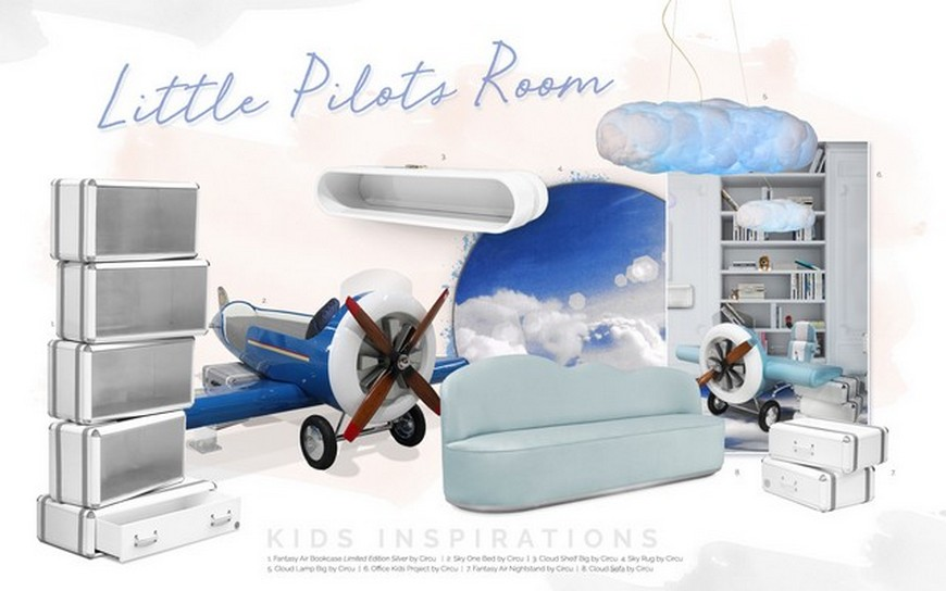 How To Bring The Aviation Theme Into Your Kid's Bedroom Design aviation theme How To Bring The Aviation Theme Into Your Kids' Bedroom Design bring aviation theme kids bedroom design 1