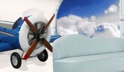 aviation theme How To Bring The Aviation Theme Into Your Kids' Bedroom Design bring aviation theme kids bedroom design 409x237