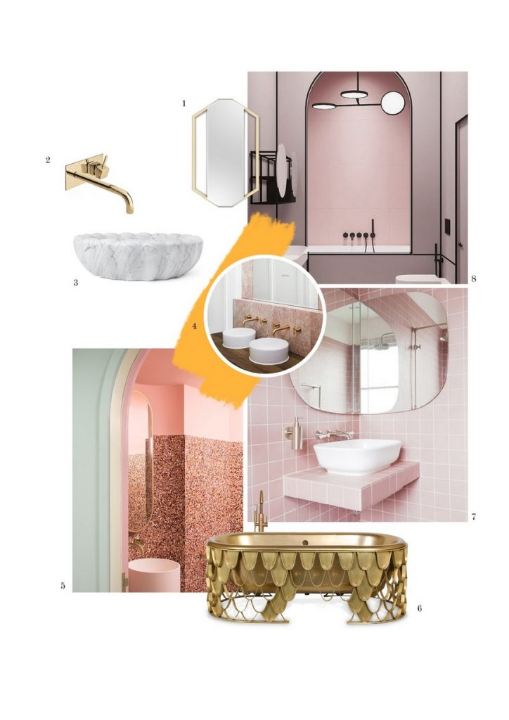 Color Trends 2020: Luxury Bathroom Ideas color trends 2020 Color Trends 2020: Luxury Bathroom Ideas color trends 2020 luxury bathroom ideas 1