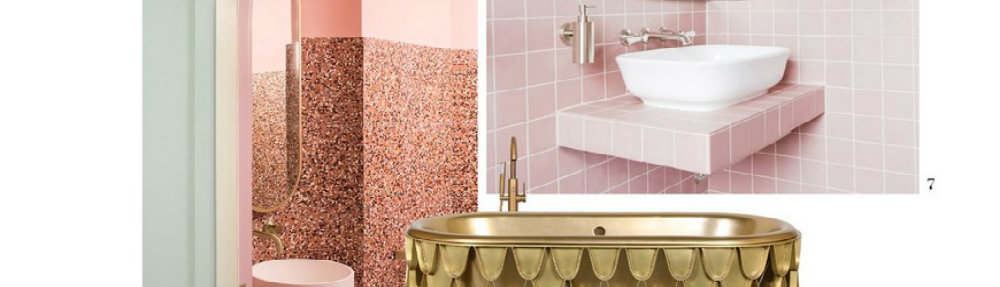 Color Trends 2020: Luxury Bathroom Ideas