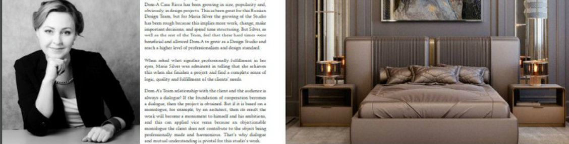 The Ebook You Need: The Best Interior Designers Of Moscow