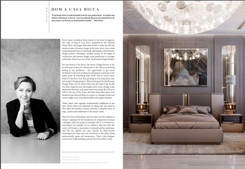 The Ebook You Need: The Best Interior Designers Of Moscow best interior designers The Ebook You Need: The Best Interior Designers Of Moscow ebook need best interior designers moscow 3