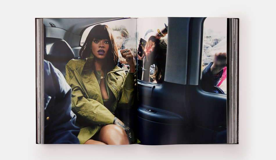 Step Inside Rihanna's World With Her New Book rihanna Step Inside Rihanna's World With Her New Book step inside rihannas world new book 4