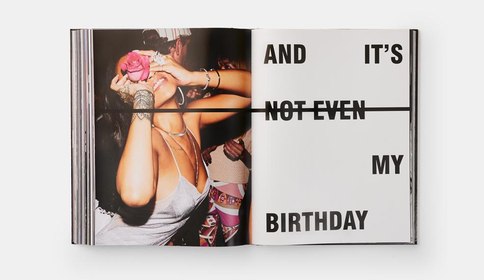 rihanna Step Inside Rihanna's World With Her New Book step inside rihannas world new book 6