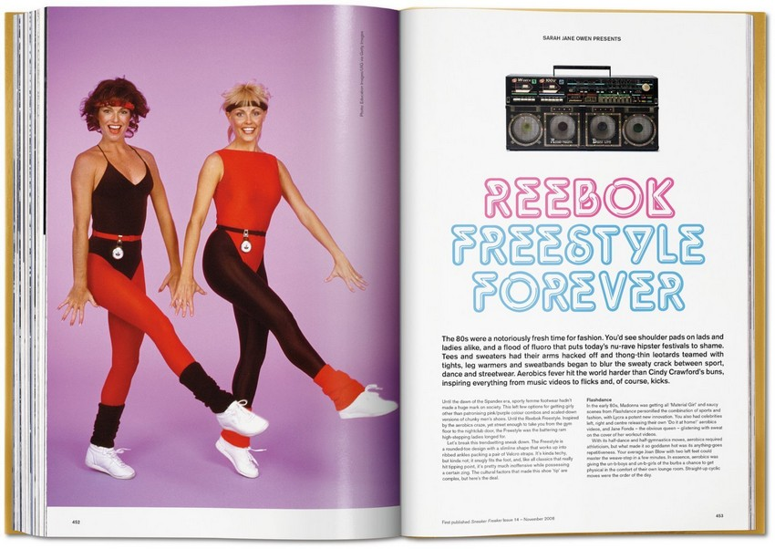 A 15-year Anthology of Cult Magazine Sneaker Freaker A 15 year Anthology of Cult Magazine Sneaker Freaker 5