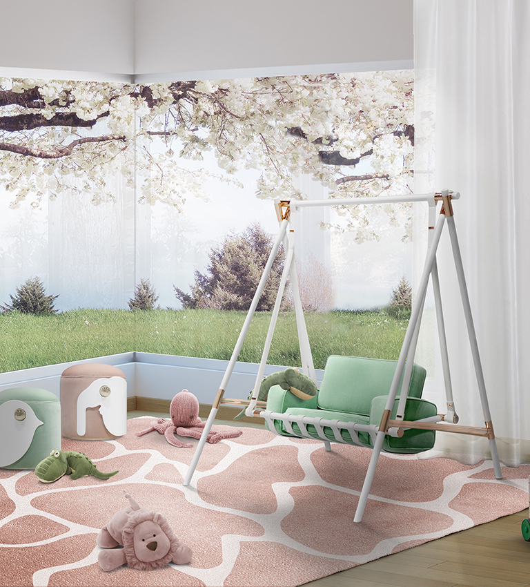 How To Bring Exotic Nature Into Your Kids' Bedroom Design exotic nature How To Bring Exotic Nature Into Your Kids' Bedroom Design bring exotic nature kids bedroom design 6