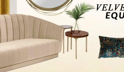 velvet 2020 Design Trends: A Touch Of Velvet 2020 design trends touch velvet 409x237