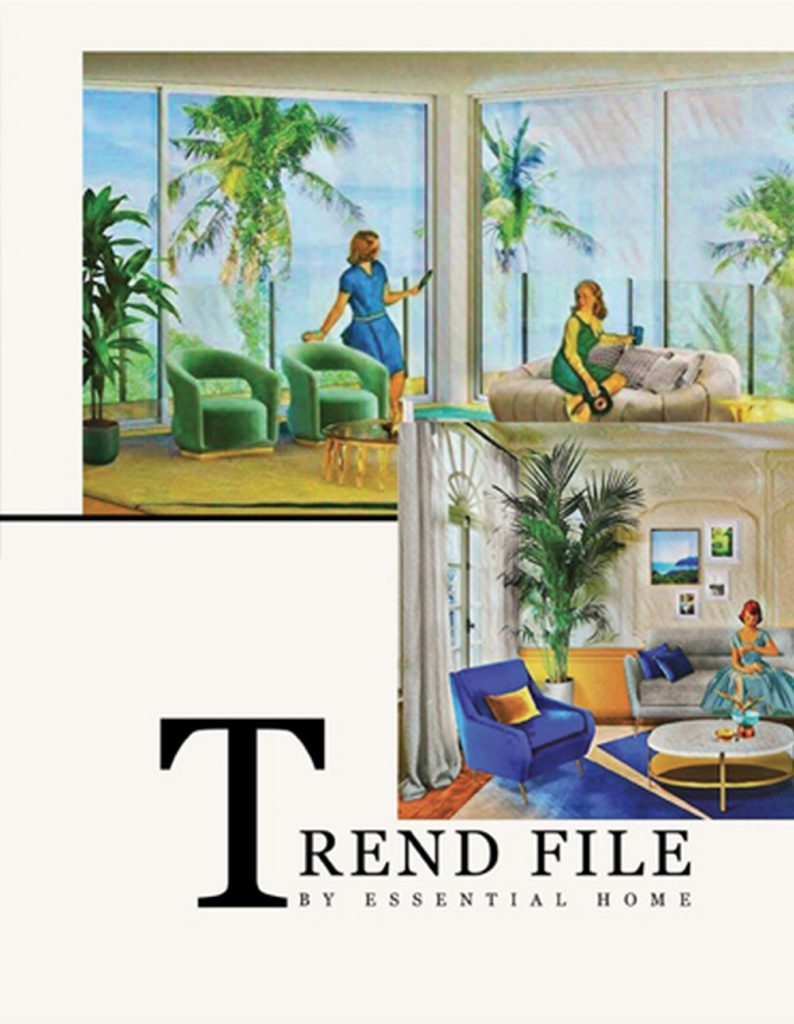Mid-Century Modern Style and 2019 Color Trends on Focus at CovetED Find Inpiration in These Interior Design Magazines 1