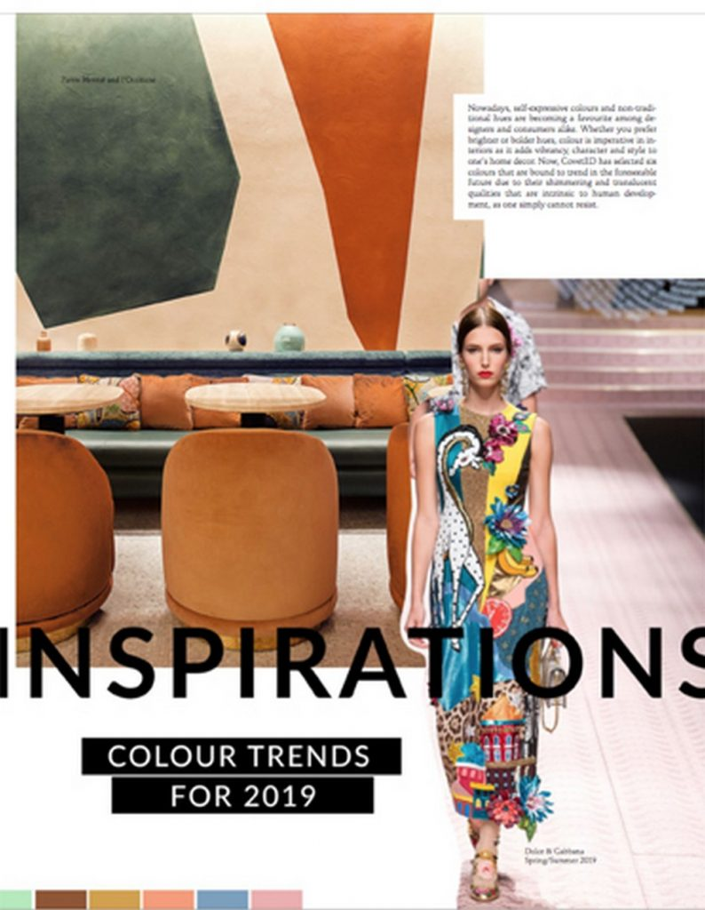 Mid-Century Modern Style and 2019 Color Trends on Focus at CovetED Find Inpiration in These Interior Design Magazines 4