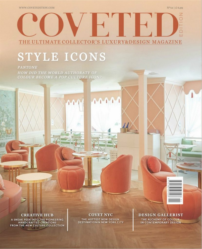 Mid-Century Modern Style and 2019 Color Trends on Focus at CovetED Find Inpiration in These Interior Design Magazines 5