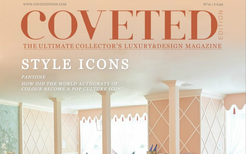 Top 100 Interior Design Magazines You Will Love to Read Take A Look Inside CovetED Magazines 12th Issue 1