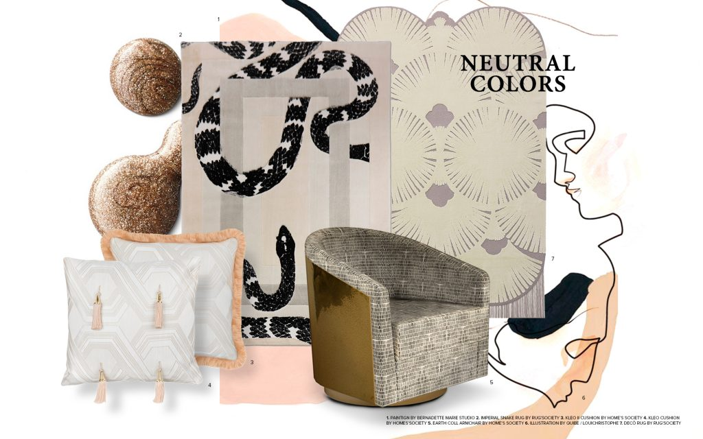 amazing armchairs Color Trends 2020: 10 Moodboards That Highlight Amazing Armchairs color trends 2020 moodboards highlight amazing armchairs 7 Farbtrends 2020: 10 Moodboards mit trendigen Sesseln color trends 2020 moodboards highlight amazing armchairs 7
