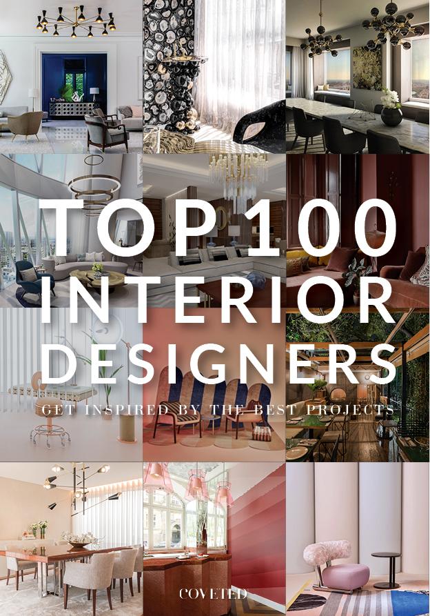 Download For Free: TOP 100 Interior Designers Ebook