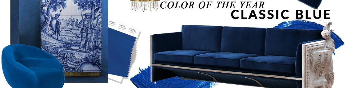 classic blue How To Introduce Classic Blue Into Your Home Decor introduce classic blue home decor