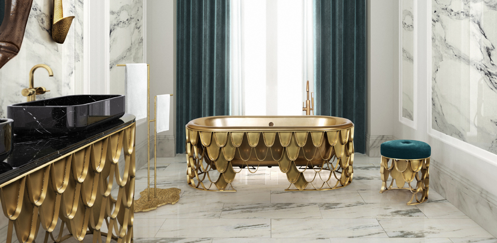 Mixing Metals: The Design Trend Your Bathroom Needs mixing metals Mixing Metals: The Design Trend Your Bathroom Needs mixing metals design trend bathroom needs 2