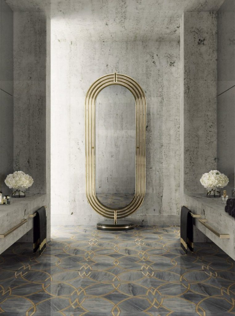 Mixing Metals: The Design Trend Your Bathroom Needs mixing metals Mixing Metals: The Design Trend Your Bathroom Needs mixing metals design trend bathroom needs 4 scaled