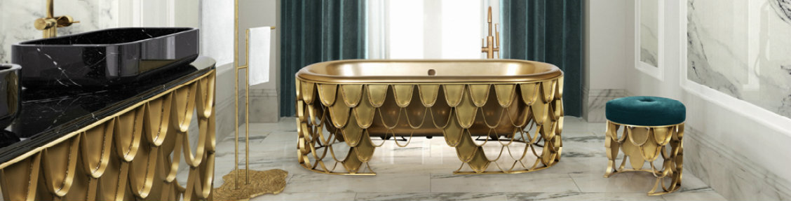 mixing metals Mixing Metals: The Design Trend Your Bathroom Needs mixing metals design trend bathroom needs