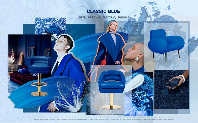 Pantone's Colour Of The Year 2020: Bring Classic Blue Into Your Home Decor colour of the year 2020 Pantone's Colour Of The Year 2020: Bring Classic Blue Into Your Home Decor pantones colour year 2020 bring classic blue home decor 2