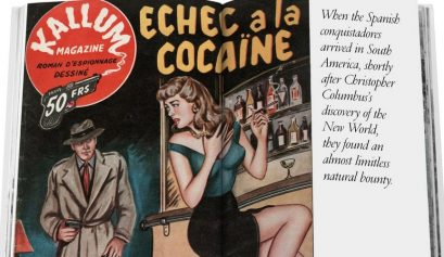 Cocaïn: History and  Culture by Assouline Coca  n History and Culture by Assouline 10 409x237