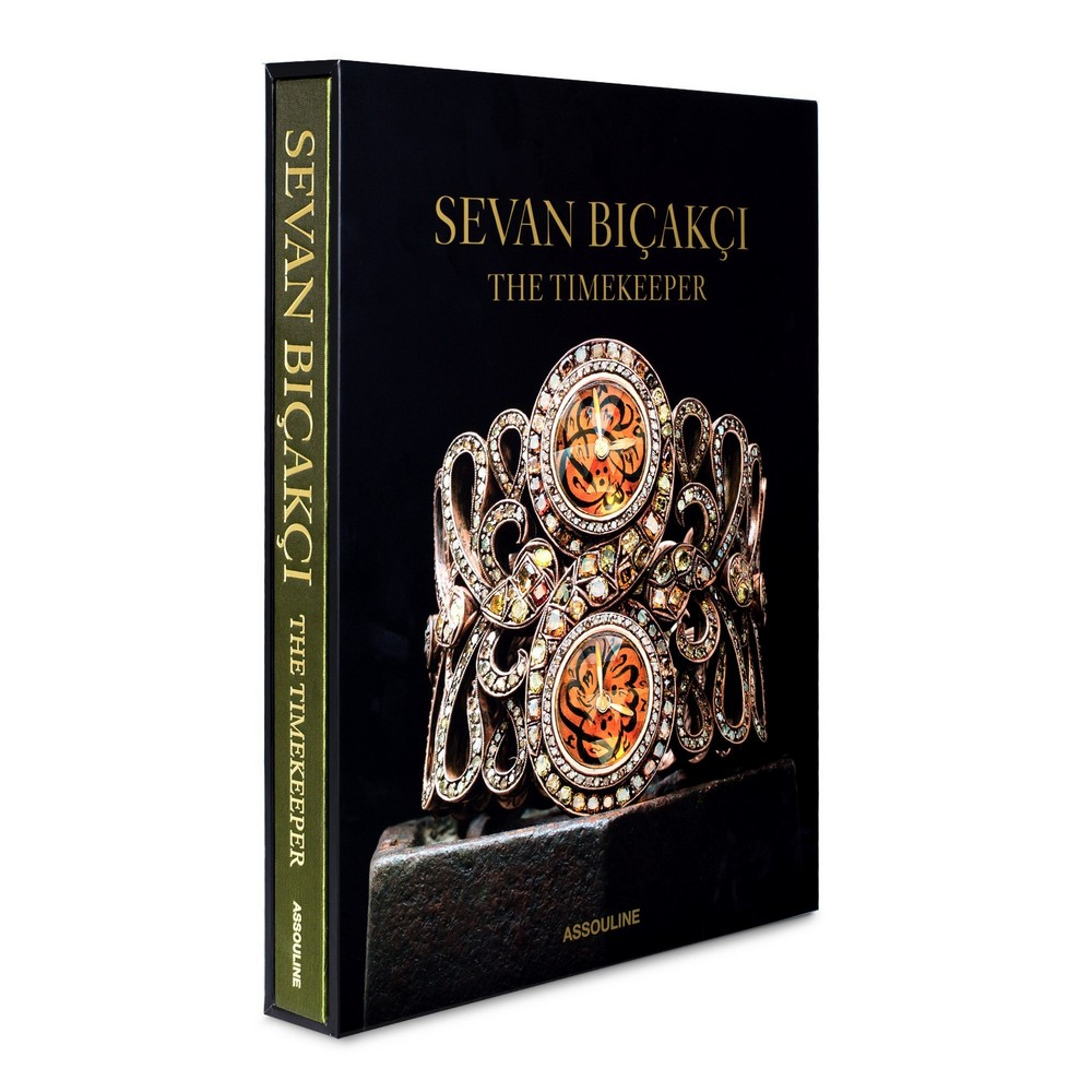 Collecting and Decorating with Hunt Slonem Sevan Bi  ak  i The Timekeeper and Visionary Jeweler 1