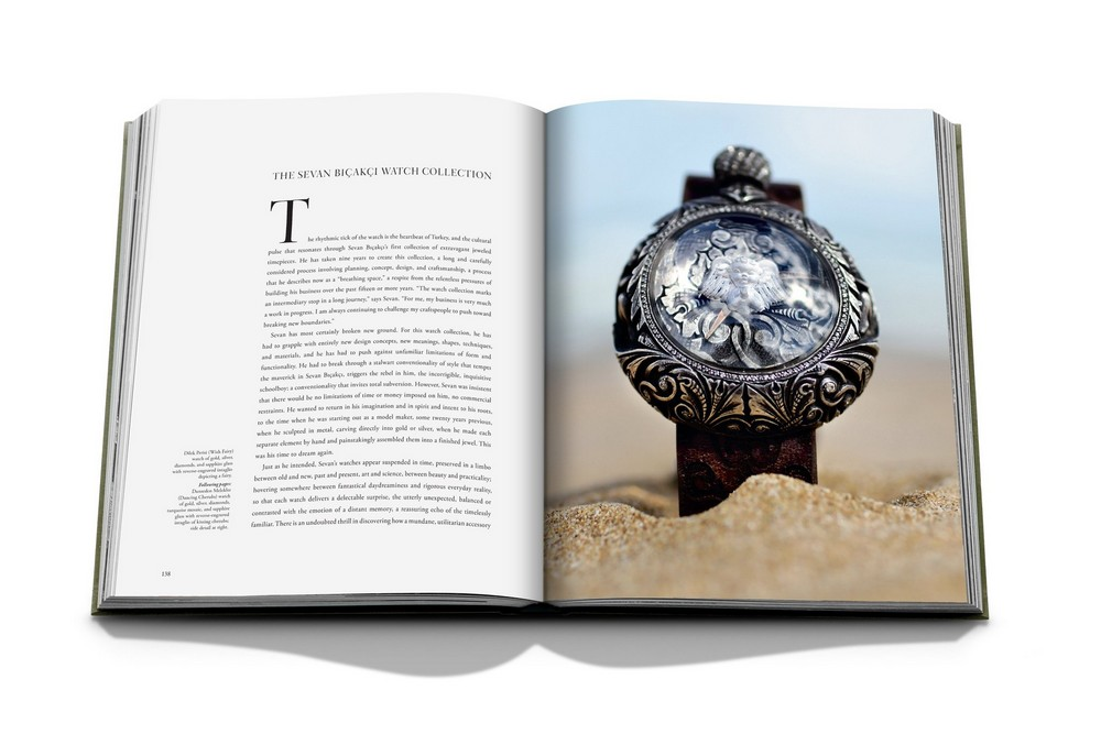 Collecting and Decorating with Hunt Slonem Sevan Bi  ak  i The Timekeeper and Visionary Jeweler 14