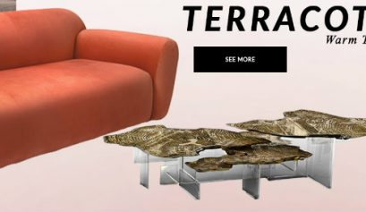 terracotta Add Warm Tones To Your Home Decor With Terracotta Design Trend add warm tones home decor terracotta design trend 409x237