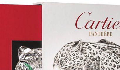 cartier panthère book Cartier Panthère Book By Bérénice Geoffroy-Schneiter cartier panthere book by berenice geoffroy schneiter 409x237