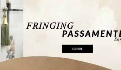fringing earth tones Design Trends 2020: Fringing Earth Tones design trends 2020 fringing earth tones 409x237
