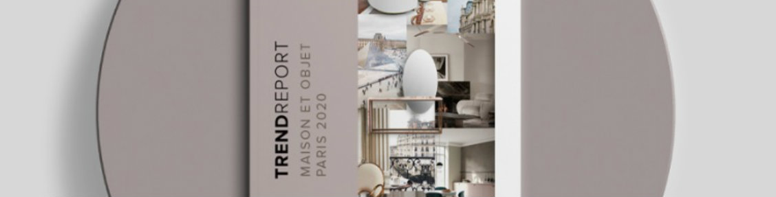 Free Ebook: Trend Report Maison Et Objet Paris 2020