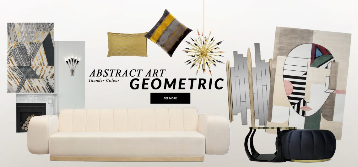 How To Introduce Abstract Art Geometric Into Your Home Decor abstract art geometric How To Introduce Abstract Art Geometric Into Your Home Decor introduce abstract art geometric home decor 1 scaled