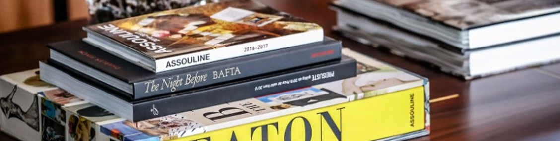 New Coffee Table Books To Give As Gifts In 2020