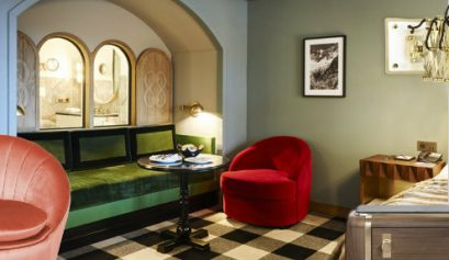 india mahdavi Admire This Bedroom Inspired By India Mahdavi's Style admire bedroom inspired india mahdavis style 409x237
