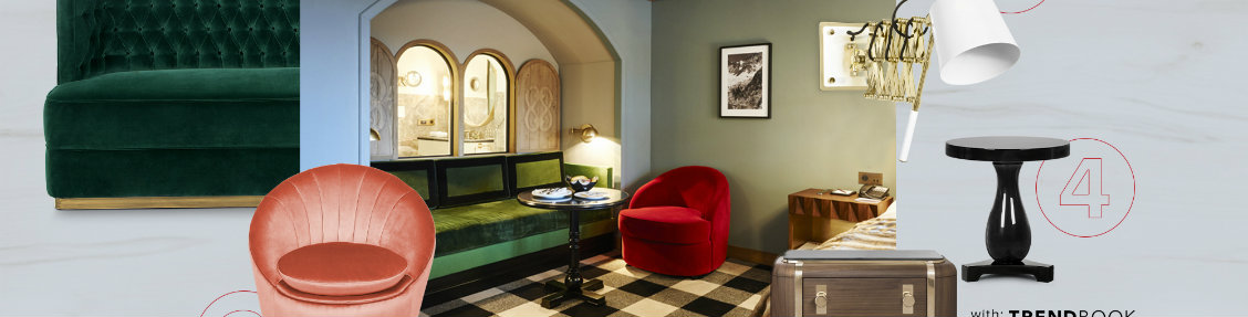 Admire This Bedroom Inspired By India Mahdavi's Style