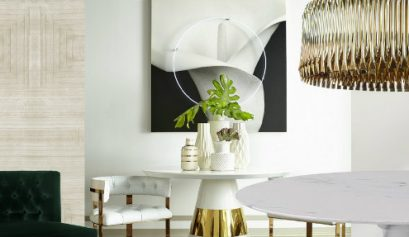kelly hoppen Dining Room Inspired By Kelly Hoppen's Style dining room inspired kelly hoppens style 409x237