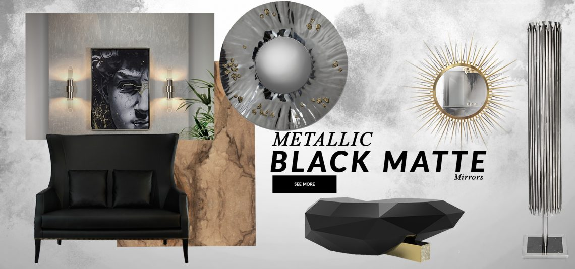 metallics Metallics: The 2020 Trend Your Wall Mirrors Need metallics 2020 trend wall mirrors need 1 scaled